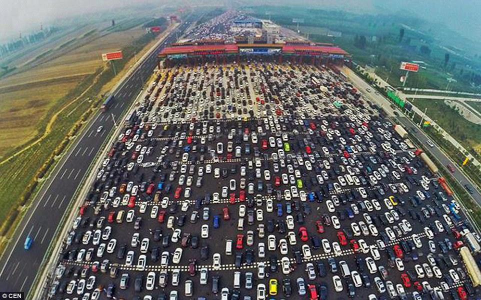 Image 1 : La Chine surveille en permanence ses voitures électriques