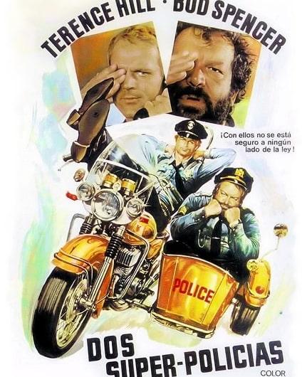 Dos super-policías (1977, Enzo Barboni)