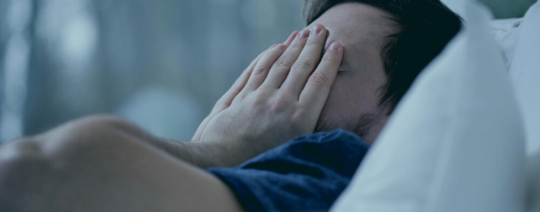 sleep disorders blue light