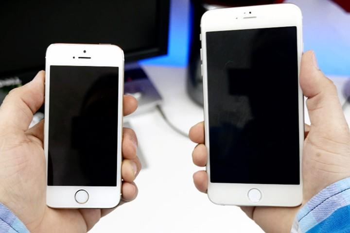 Trớ trêu khi màn hình iphone 6 gặp quá nhiều lỗi
