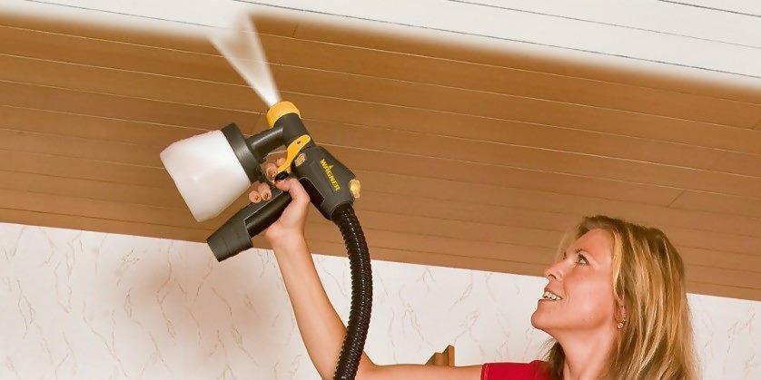 Резултат слика за hvlp sprayer ceiling