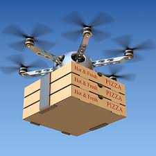 Image result for drones delivering packages