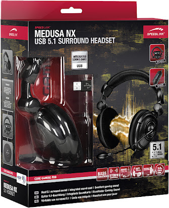 Medusa 5 1 usb headset driver windows 7