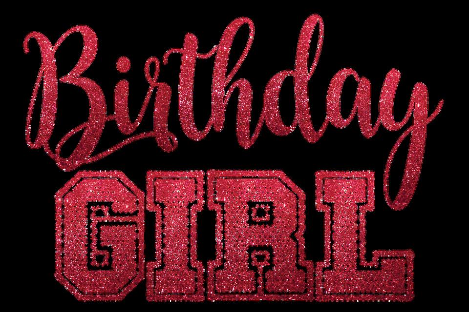 Free illustration: Birthday Girl, Birthdays, Script - Free Image ...