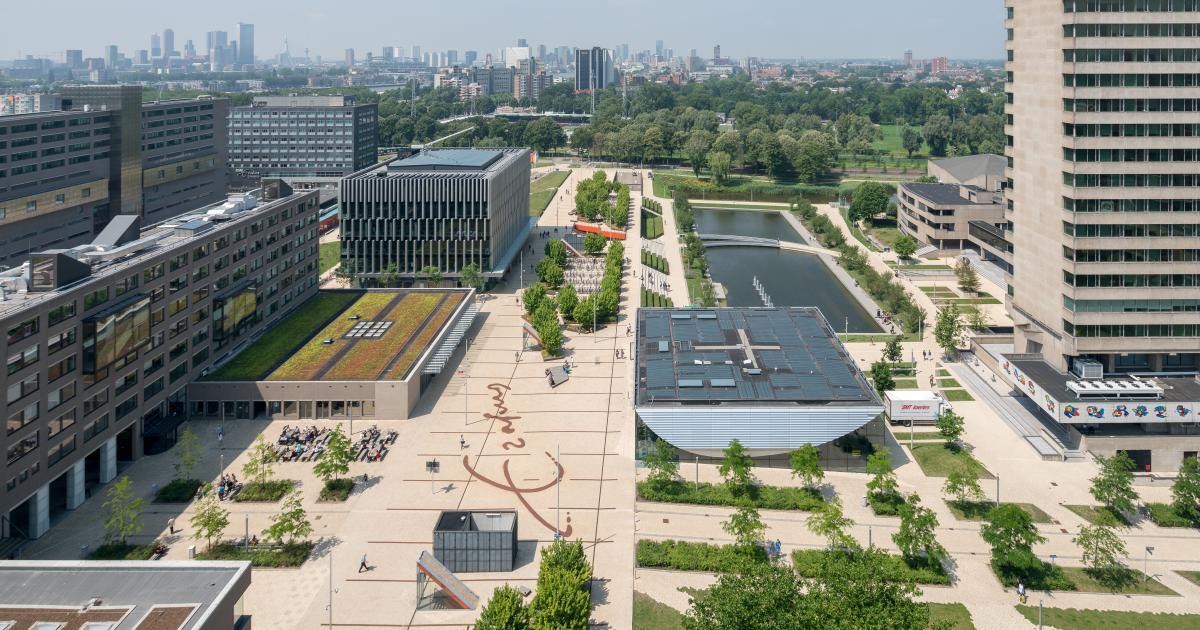 Photo credit: Erasmus University Rotterdam website