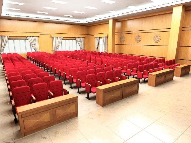 ghế hội trường Việt Nam