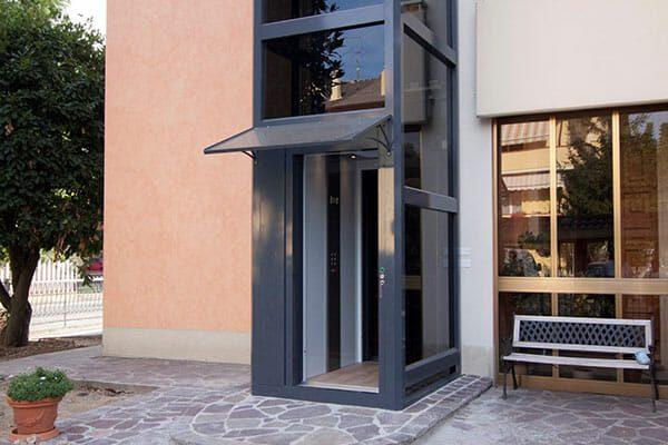Thiết kế thang máy gia đình: Chỉ có 5 vị trí lắp đặt