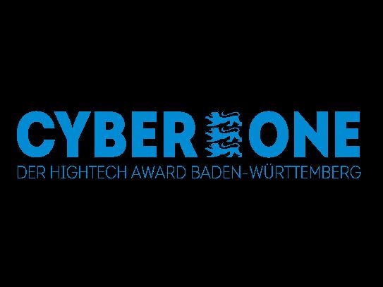 N:\02_Arbeitsordner\Projekte\CyberOne\2018\Kommunikation\cyber_logo_loewe\cyberone_logo_bw.png