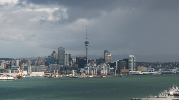 A Backpacker's Guide To Auckland
