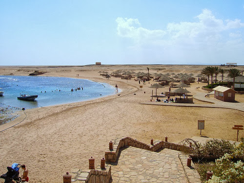 Sharm el Naga Beach