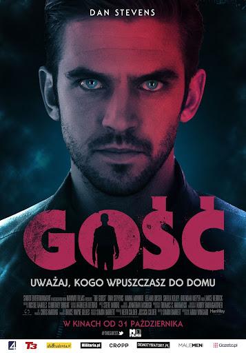 Polski plakat filmu 'Gość'