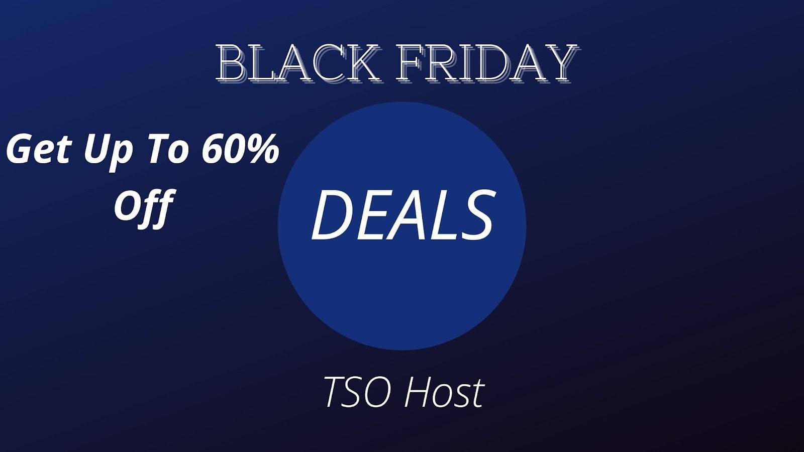 TSO Host- Discounts Up To 60%