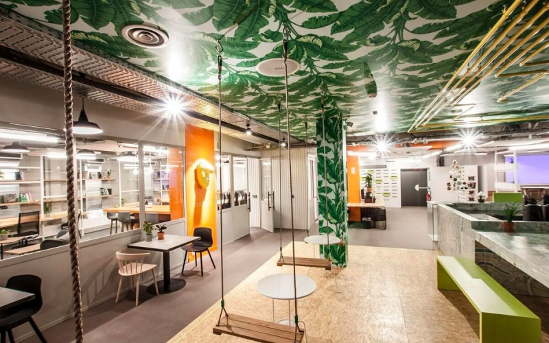 BT Coworking Coworking space Paris