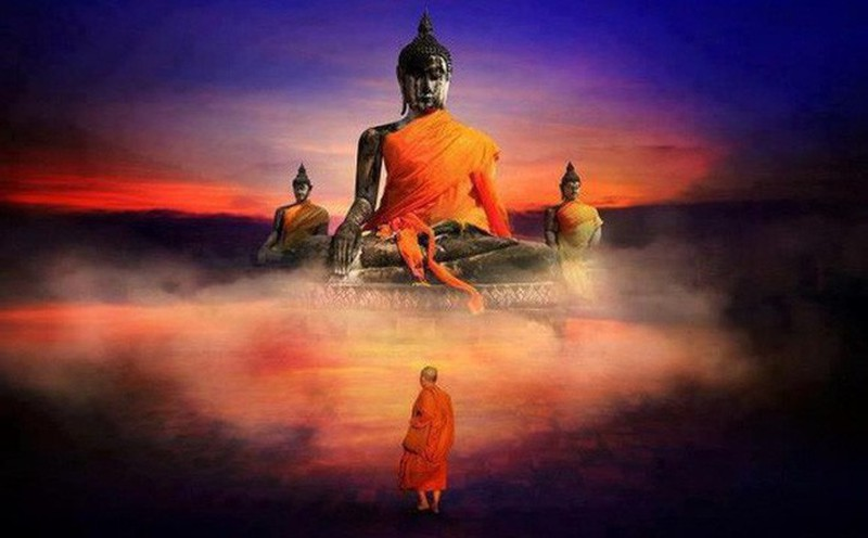 Nên niệm kinh, cầu Phật cho người chết trong vòng 49 ngày