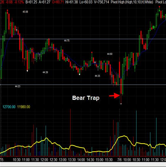 Bear Trap Example 3