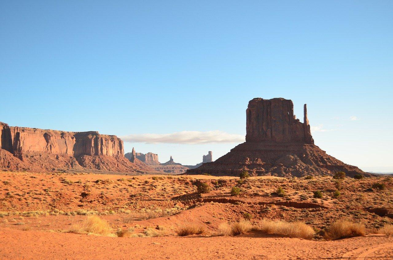 Monument Valley National Park - Free photo on Pixabay