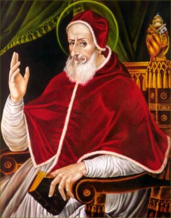 On the Feast Day of St. Pius V – Christus Rex