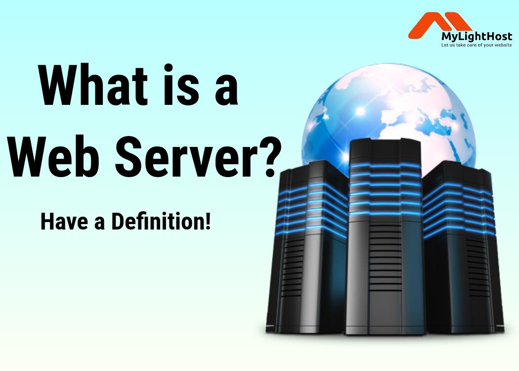 Web Server Definition