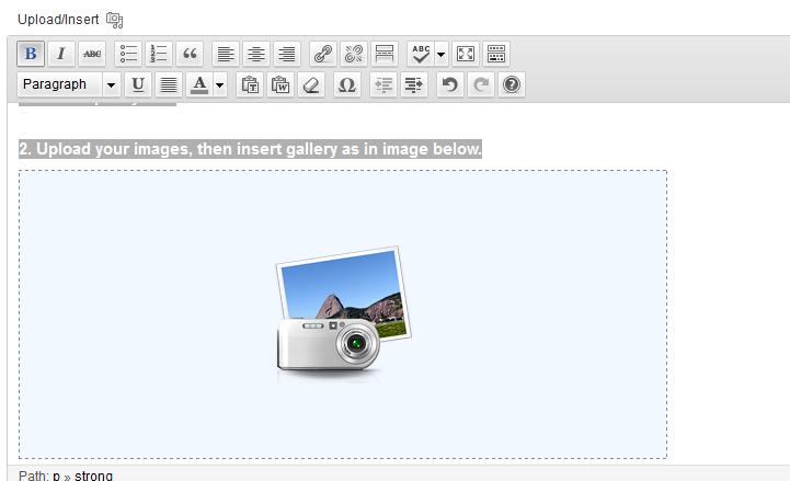 how to use simple lightbox wordpress