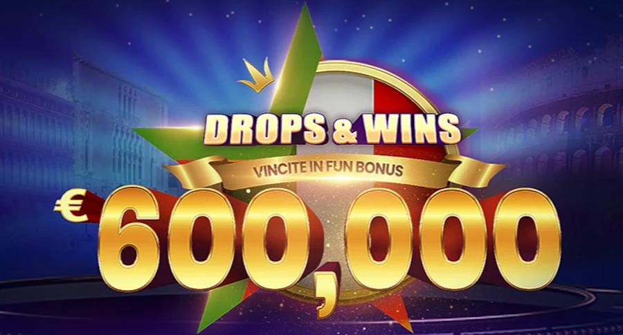 Il Torneo Drops&Wins