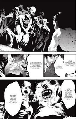 Kingdom of knowledge tome 1, un manga dark Kana