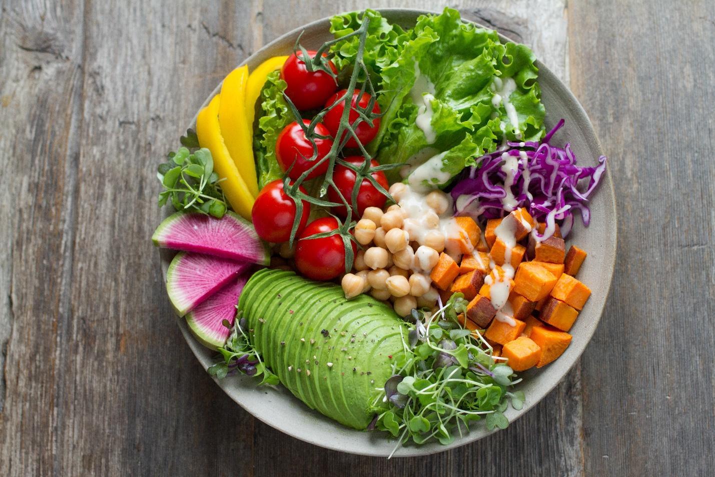 8 Diets for an Effective Weight Loss -  Vegen diet