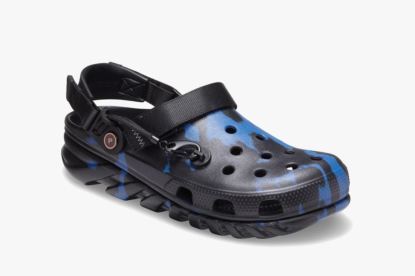 """Post Malone X Crocs"" รองเท้าแตะที่มีชุดแต่ง 05"