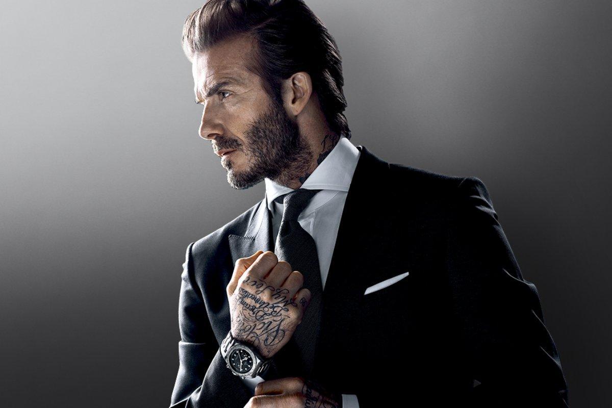 David Beckham, David Beckham rich
