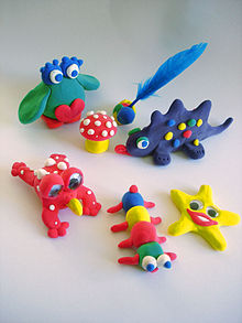Image result for play dough sculpture