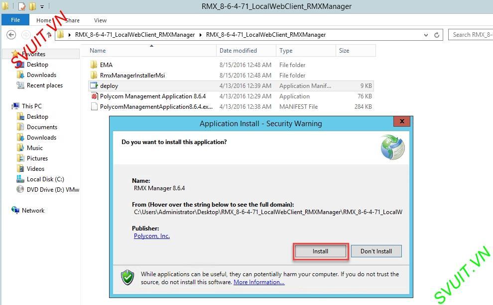 Polycom RMX Local Web Client (2)