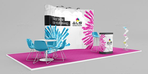 4 Tips in Choosing the Right Colors For Your Trade Show Displays 1