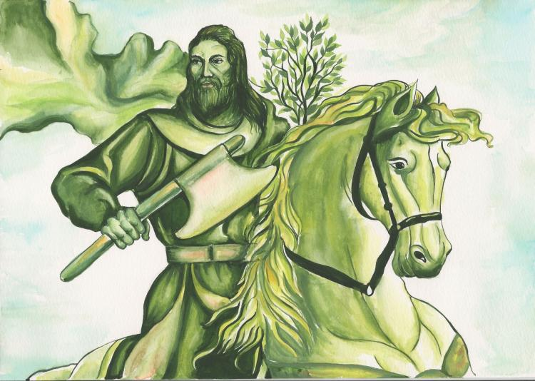Image result for the green knight