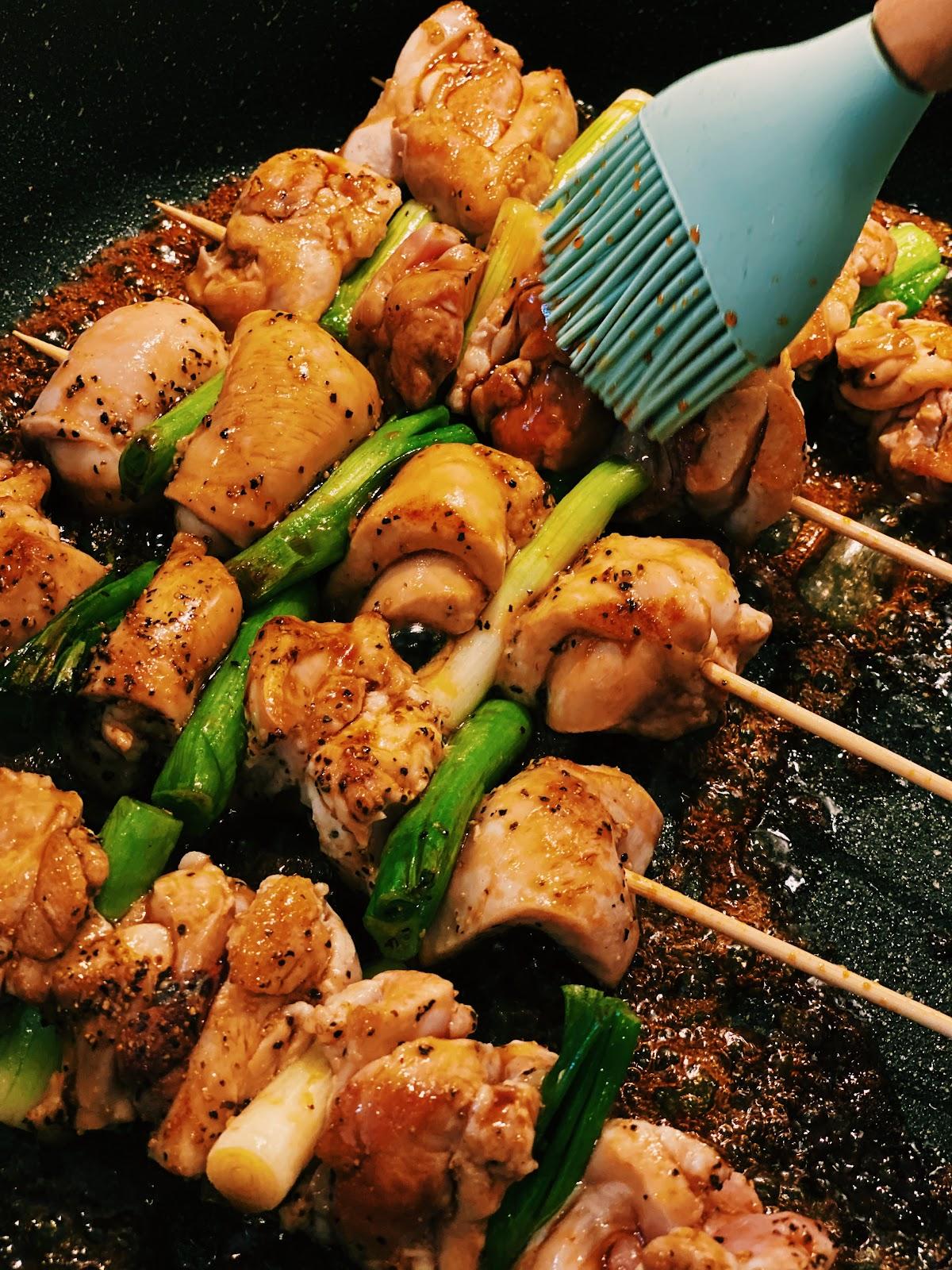 Japanese Chicken BBQ