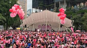 "Image result for ""The Government's general position has always been that foreign entities ... ""Pink Dot SG started off first and foremost as a platform on which"