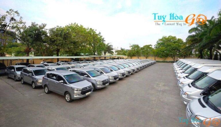 Hệ thống xe bãi quy mô, phong phú, báo giá rõ ràng, sẵn sàng đáp ứng nhu cầu sử dụng