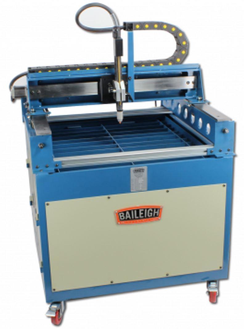 Figure 2 – Baileigh 2'x2' CNC Plasma Cutter