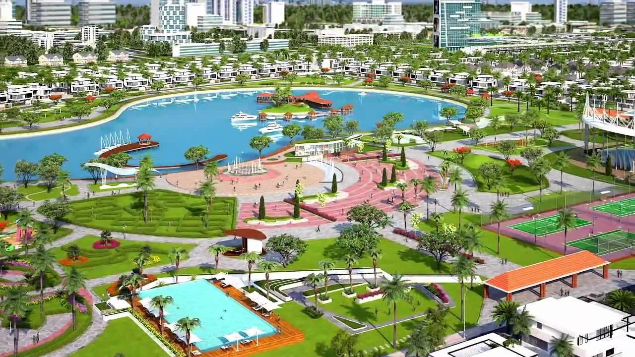 Khu đô thị Đông Tăng Long rợp bóng cây xanh mướt