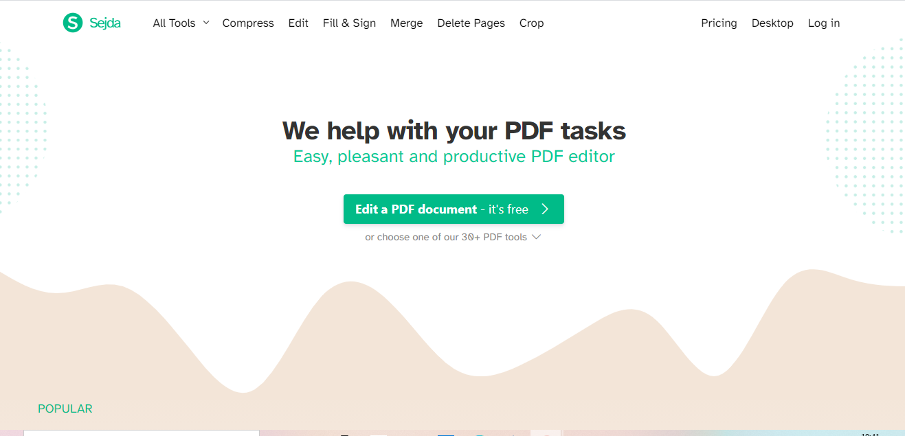 Best 8 PDF Editing Apps