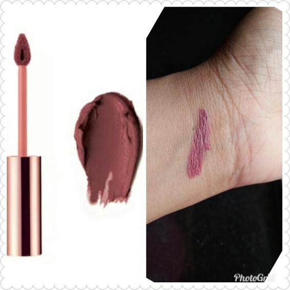 Shopping, Style and Us: India's Best Shopping and Self-Help Blog - Lakme 9 to 5 Weightless Matte Mousse Lip & Cheek Color - Rose Touch among top 10 nude lipsticks in India.