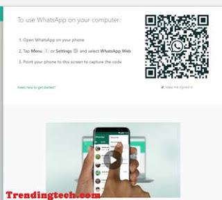 whatsapp web on mobile browser