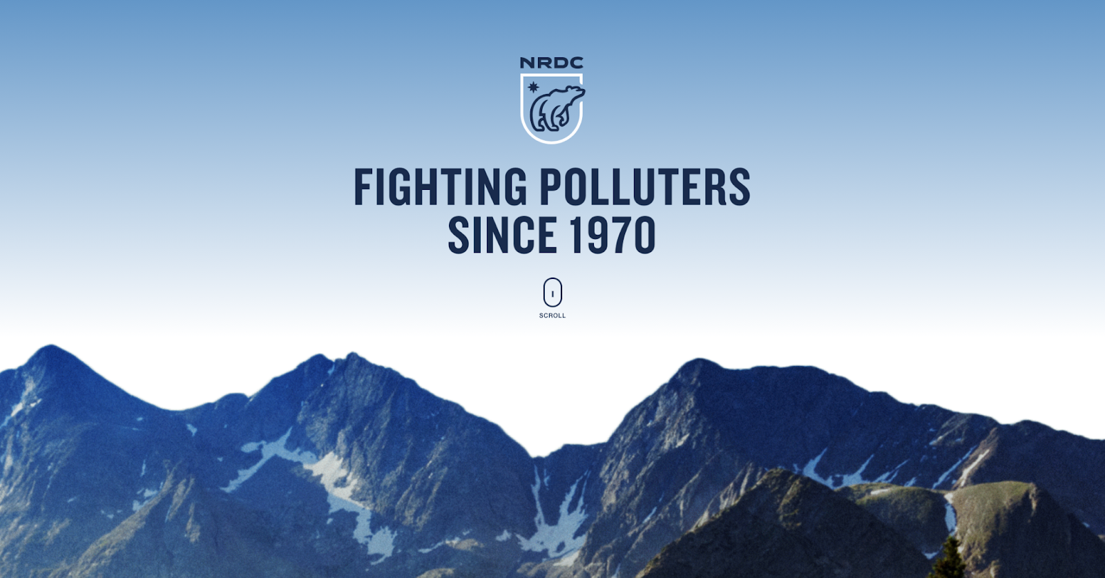 NRDC nominated for a Webby Award