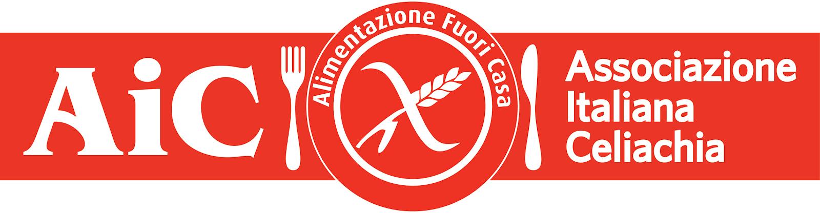 """La """"spiga sbarrata"""", il marchio dell'Associazione Italiana Celiachia (AIC), che caratterizza tutti i prodotti senza glutine."""