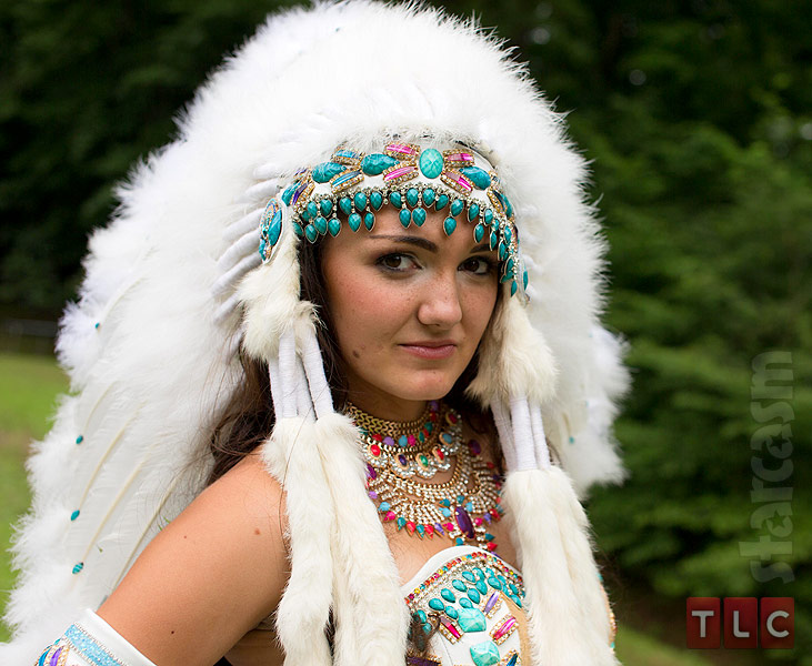 Native Headdresses in TLC\'s \'Big Fat American Gypsy Wedding ...