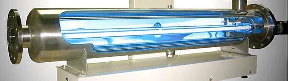 ультрафиолетовое облучение воды