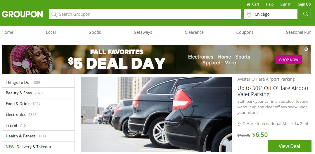 Save Money with the Groupon App: Coupons and Discounts Everywhere