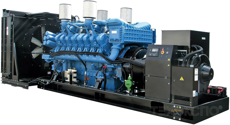 Дизельная электростанция Техэкспо ТЭ.2263С-Т400-2РН MTU