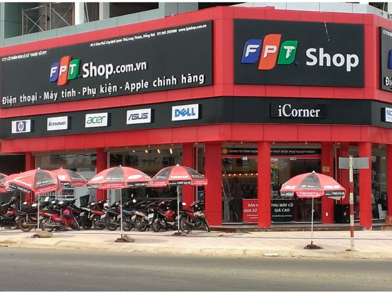 FPT Shop- địa chỉ mua đồng hồ thông minh và đồ công nghệ nổi tiếng