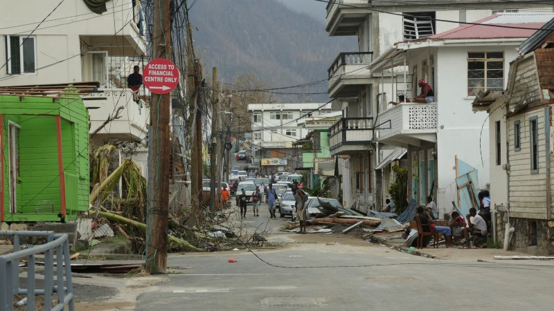 Opinion: To finance resilience in small states, governments and development partners must take some risks