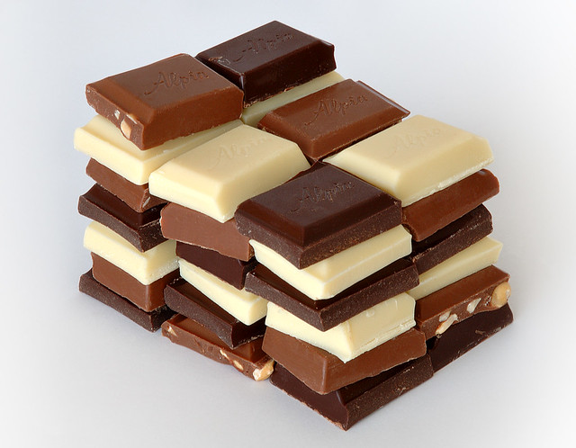 Flavored Chocolate