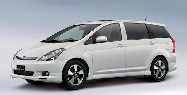 Toyota Wish มือสอง ราคาเริ่มต้นเพียงสองแสนปลายๆ เท่านั้น